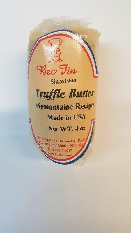 White Truffle Butter - 4 oz.
