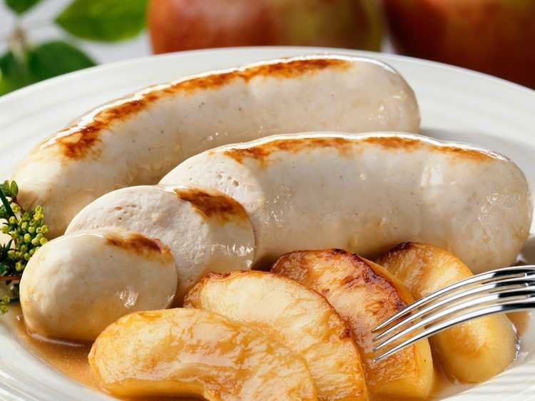 Boudin Blanc - Fully cooked French Veal Pudding - 1 lb