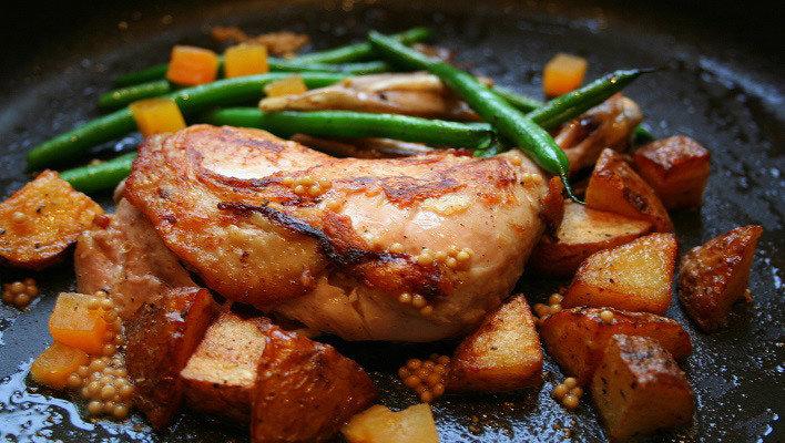 """Chicken Leg Confit- """"Pork & Gluten Free"""" - 5 oz"""