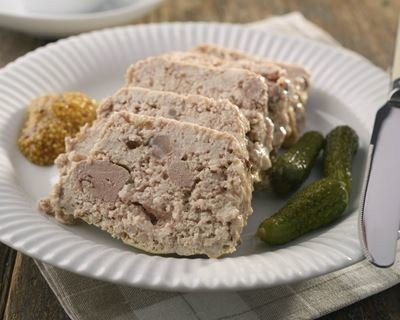 Farmer Rabbit Pâté - 5 oz