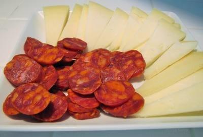 Spanish Dried Chorizo - 1 lb.