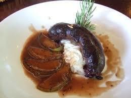 Boudin Noir / Fully cooked Pork blood Pudding Sausage - 1 lb