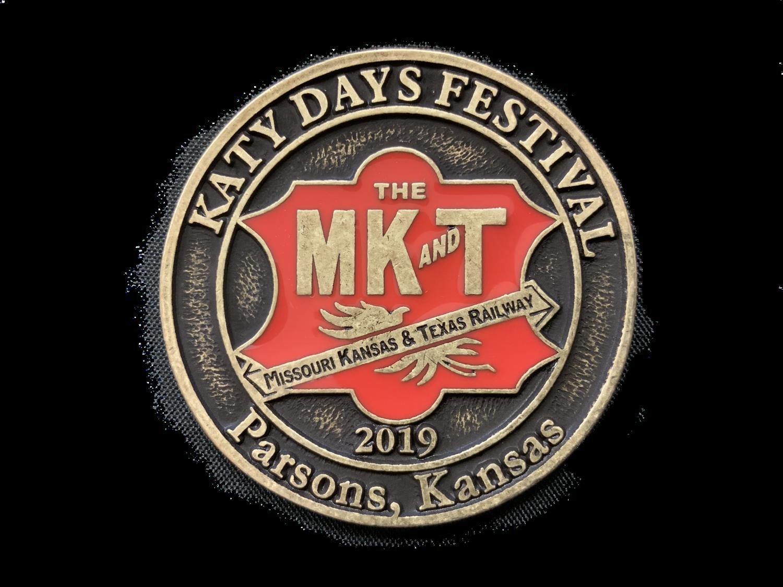 2019 Katy Day Individual Coins