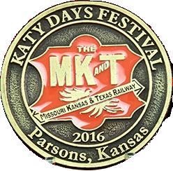 2016 Katy Day Individual Coins