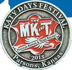 2015 Katy Day Individual Coins