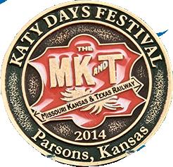 2014 Katy Day Individual Coins