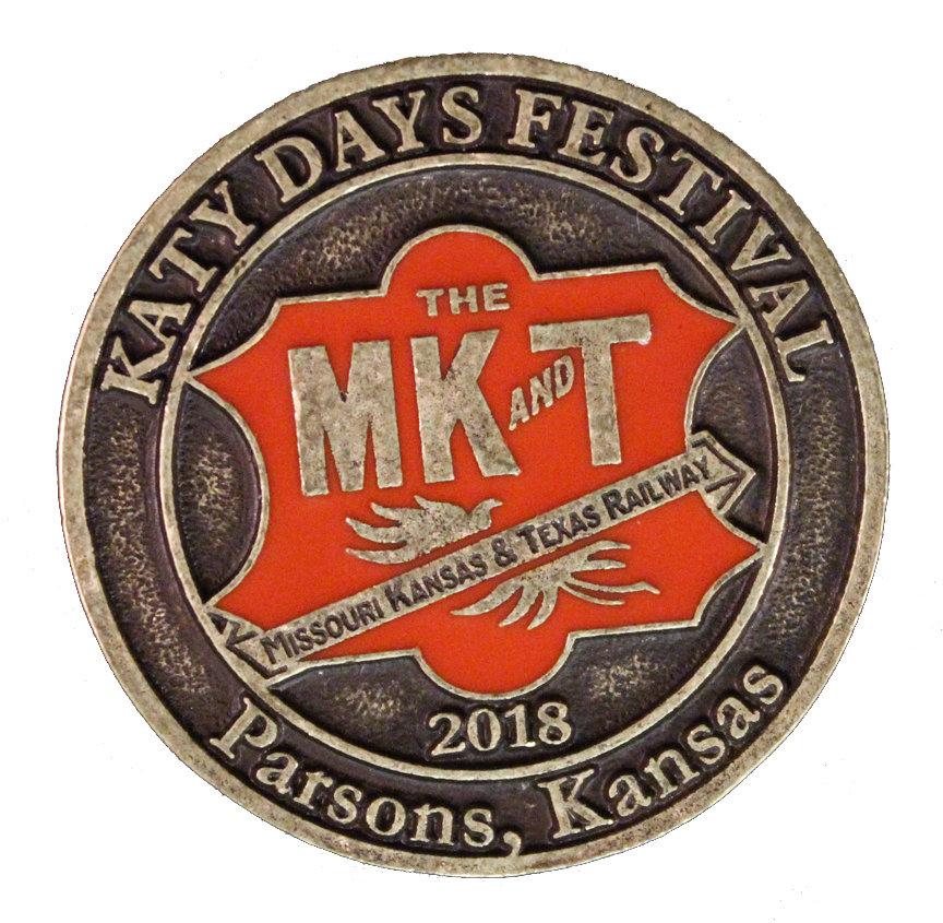 2018 Katy Day Individual Coins