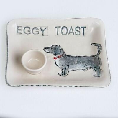 Eggy Toast