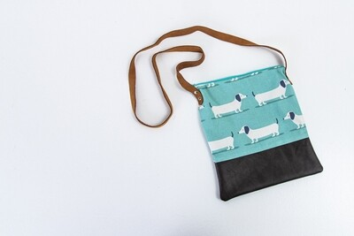Sling Bag - Duck Egg