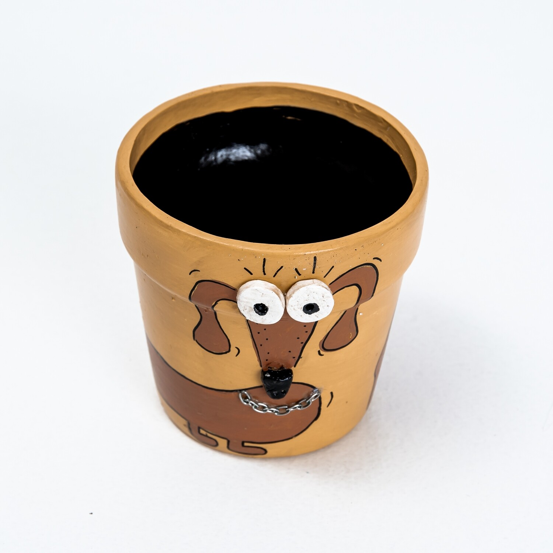Pot - Light brown Dachshund