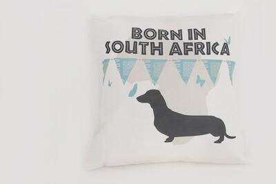 Cushion Slip - Born In South Africa