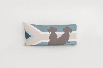 Small Novelty cushion - South African Flag