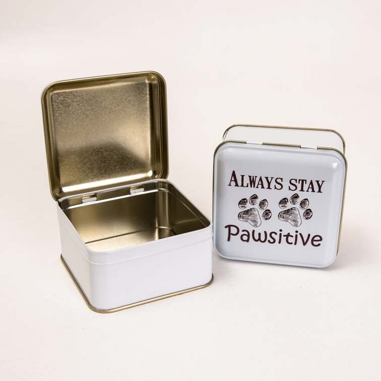 Novelty Tins - Always Stay Positive