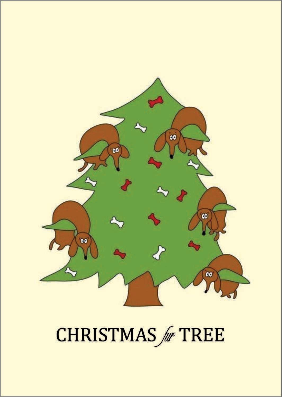 Christmas Card - Christmas Tree