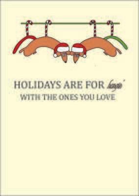 Christmas Card - Holidays