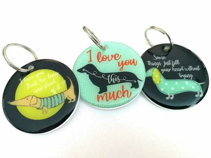 Keyrings - All About Love
