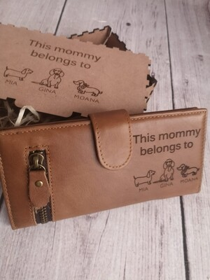 Exclusive Personalized Wallet