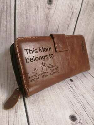 Exclusive Personalized Wallet - Design 2