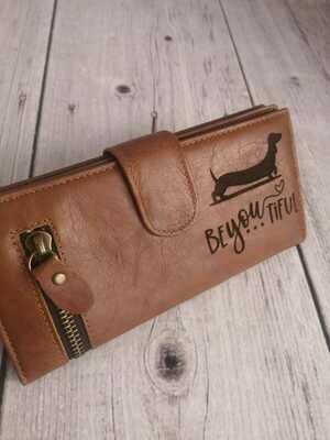 Exclusive Long Dog Wallet - BeYoutiful