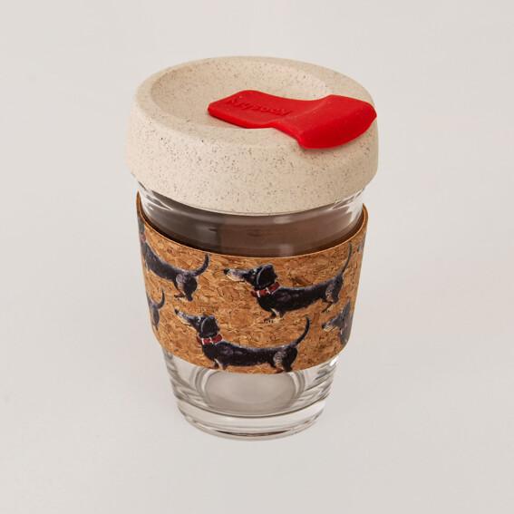 Coffee Mug - Cork Theme - Design 2