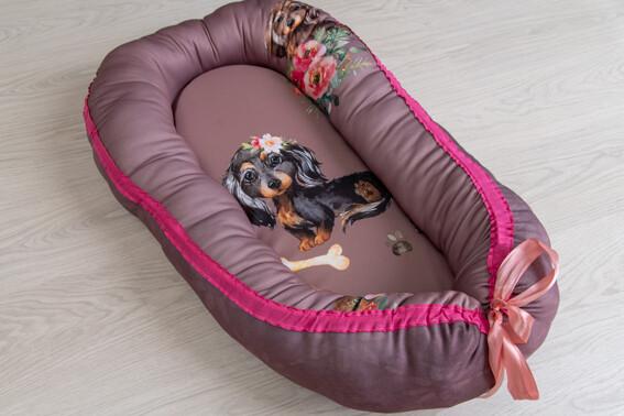 Newborn Nest Bed - Girls