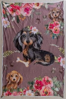 Snuggle Swaddle Blanket - Girls