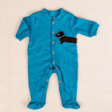 Jumpsuit - Blue - Tiny baby