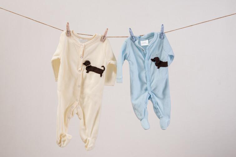 Jumpsuit - Blue - Newborn