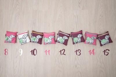 Doggie Poop Zipper Bags 2
