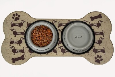 Doggie Food Pads 4