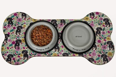 Doggie Food Pads 1
