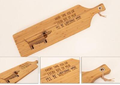 Bamboo Platter Board - 1