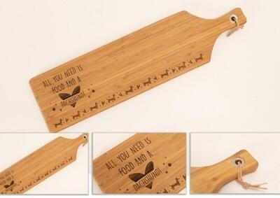 Bamboo Platter Board - 2