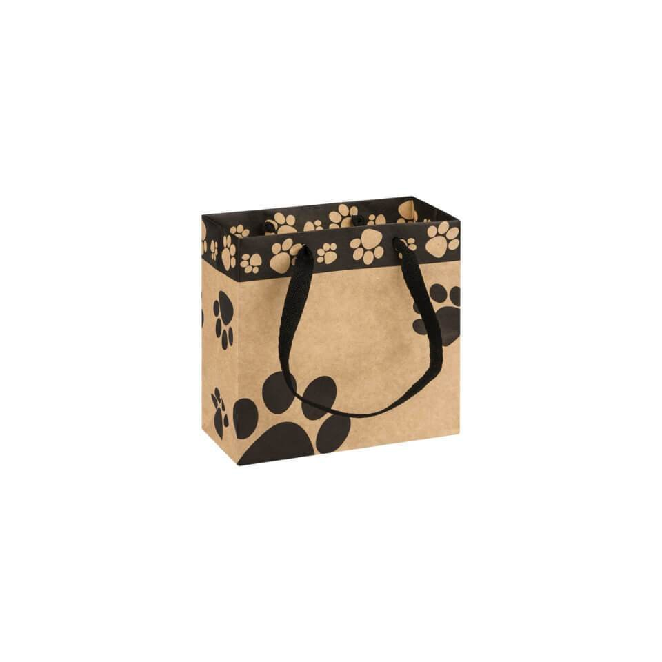 Paws Paper Gift Bag – Small
