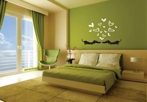 Wall Decal  – Cute Bedroom Theme