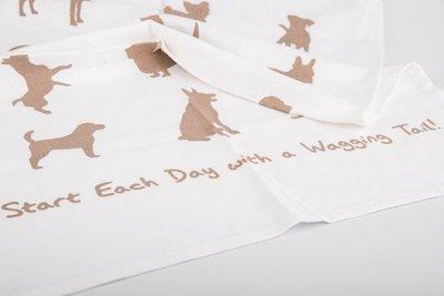Mixed Dog Kitchen Dish Towel/Tea Towel
