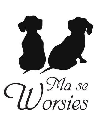 Car Sticker - Ma se Worsies