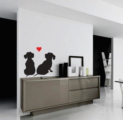 Wall Decal - LOVE