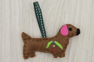 Christmas Tree Ornaments - LUCY