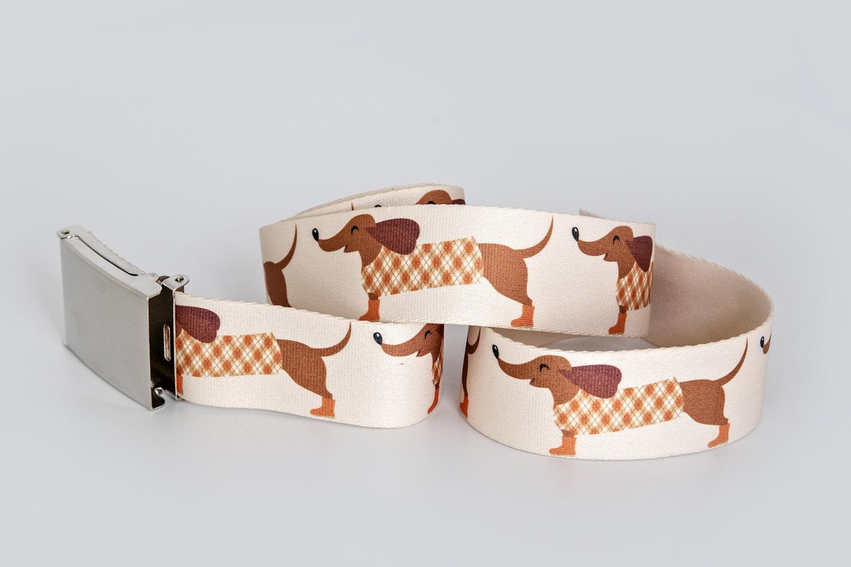 Long Dog Belts