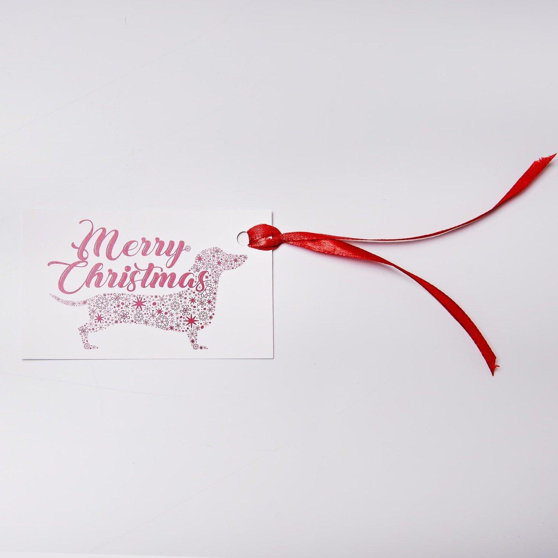 Christmas Gift Tags - Set of 20 - Merry Christmas