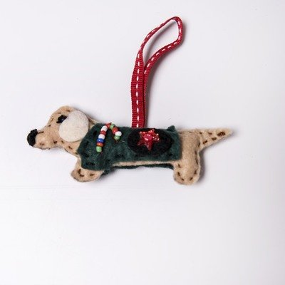 Christmas Tree Ornaments - HONEY