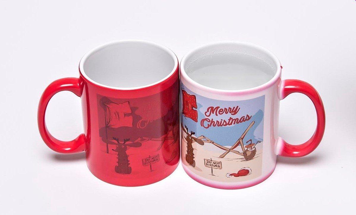 Christmas Colour Changing Mug
