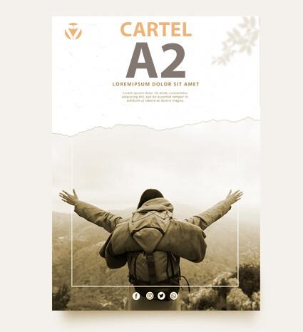 Cartel DIN A2