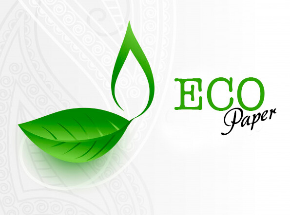 Tarjetas Papel Ecológico