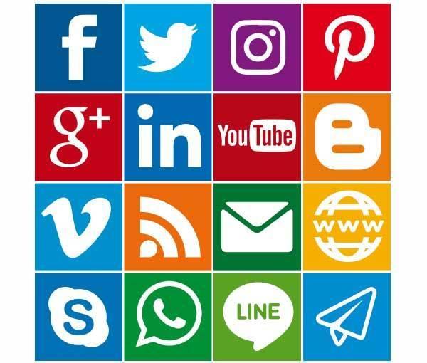 Pack Regalo Iconos Redes Sociales