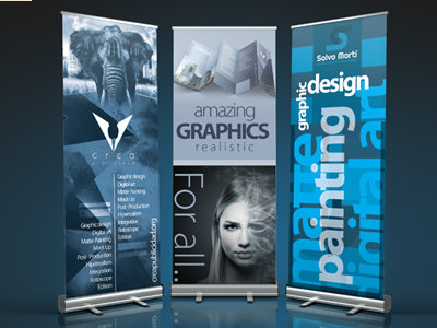 Diseño de Roll-Up