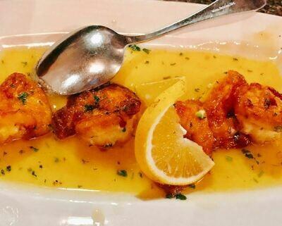 Shrimp Grand Marnier