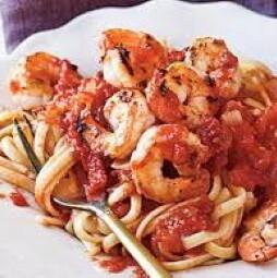 Shrimp & Calamari Fra Diavalo