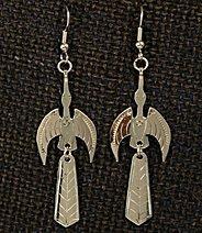 Earrings:  Waterbird, 2-Piece,  2